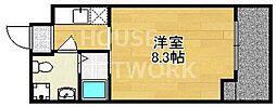 Minoa-Ru[107号室号室]の間取り