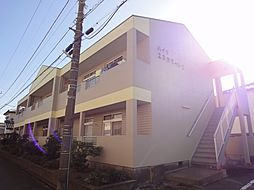 千葉県四街道市鹿渡の賃貸マンションの外観