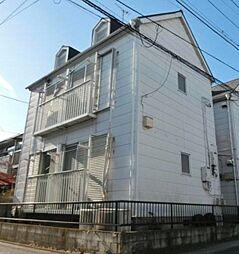 埼玉県和光市白子3丁目の賃貸アパートの外観