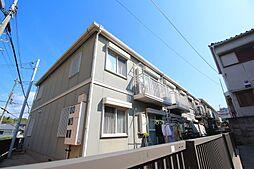 兵庫県神戸市垂水区山手4丁目の賃貸マンションの外観