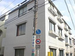 東京都杉並区宮前3丁目の賃貸マンションの外観