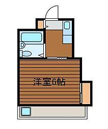 大塚ビル[3階]の間取り
