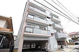 愛知県豊田市水源町2丁目の賃貸マンションの外観