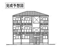 コンテIII市三宅アパート[303号室]の外観