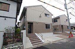 [テラスハウス] 福岡県福岡市中央区福浜1丁目 の賃貸【/】の外観
