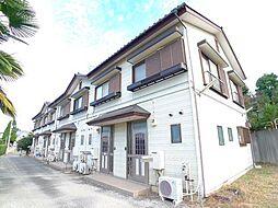 [テラスハウス] 千葉県松戸市秋山 の賃貸【/】の外観