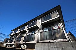 パナハイツ三山[1階]の外観