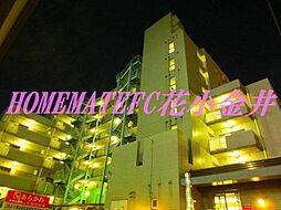 リシェス久米川1号館[6階]の外観
