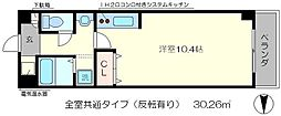 flat福本嵐山[3階]の間取り