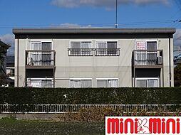 佐賀県佐賀市木原1丁目の賃貸アパートの外観