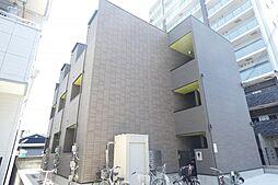 大阪府大阪市生野区中川東2丁目の賃貸マンションの外観