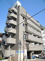サンハイムトミヤ[4階]の外観