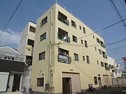 松宏コーポ[2階]の外観