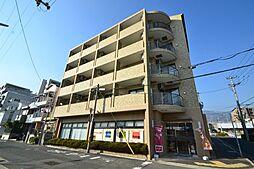 兵庫県神戸市灘区琵琶町3丁目の賃貸マンションの外観
