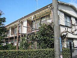 東京都小金井市中町4丁目の賃貸アパートの外観