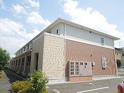 滋賀県守山市浮気町の賃貸アパートの外観