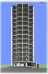 MODENA Finest[5階]の外観