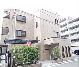 神奈川県川崎市川崎区下並木の賃貸マンションの外観