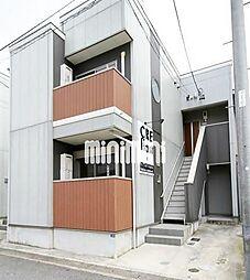 クレフラスト喜多山駅前A棟[1階]の外観