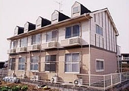 埼玉県さいたま市見沼区春野2丁目の賃貸アパートの外観