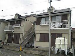 埼玉県さいたま市浦和区針ケ谷2丁目の賃貸アパートの外観