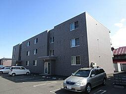 北海道札幌市東区苗穂町10丁目の賃貸マンションの外観