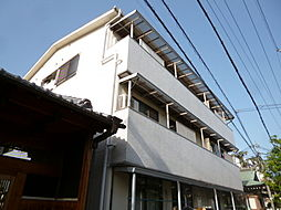 出戸マンション[2階]の外観