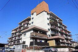 セントラルハイツ(ペット飼育可)[3階]の外観