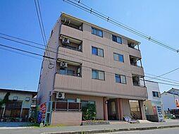 米田マンション[4階]の外観