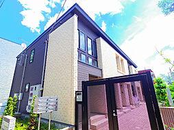 埼玉県所沢市緑町3丁目の賃貸アパートの外観