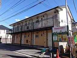 竹ノ塚ハイツ[201号室]の外観