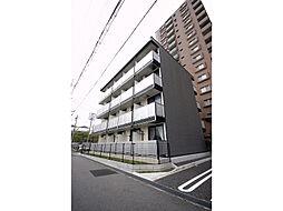 レオパレスコンフォート大津京[401号室]の外観