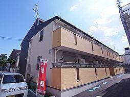 アバンツァートI[1階]の外観