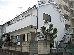 パラシオン富士見[102号室]の外観