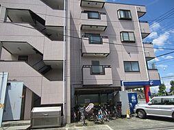 埼玉県新座市栗原2丁目の賃貸マンションの外観