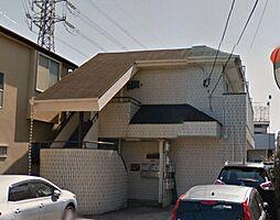 サンライン田無コーポ[1階]の外観