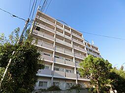 フリックコート東急[4階]の外観