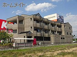 G・Residence[1階]の外観