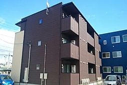 メゾンF[1階]の外観