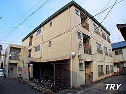 新和マンション[3階]の外観