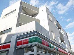 千葉県船橋市西船4丁目の賃貸マンションの外観