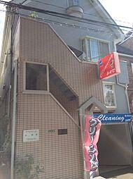 東京都世田谷区深沢4丁目の賃貸アパートの外観