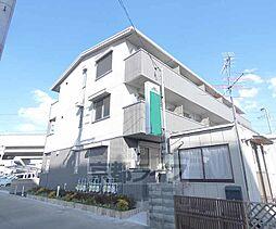 近鉄京都線 上鳥羽口駅 徒歩4分の賃貸アパート