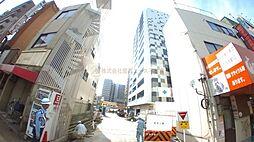 大阪府堺市堺区北花田口町3丁の賃貸マンションの外観