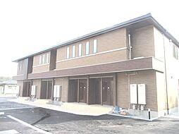 鹿児島県鹿児島市喜入町の賃貸アパートの外観