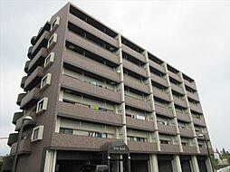 徳島県板野郡松茂町中喜来字群恵の賃貸マンションの外観