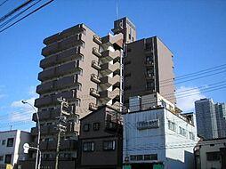 大阪府大阪市港区弁天5丁目の賃貸マンションの外観