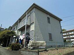 カーサ竹倉B棟[1階]の外観
