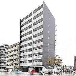 愛知県名古屋市北区黒川本通1の賃貸マンションの外観