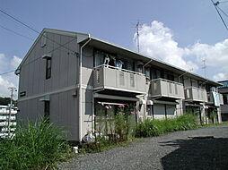 ドミール菅田[1階]の外観